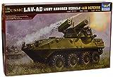 Trumpeter 1/35 USMC LAV-AD Light Armored Air Defense Vehicle