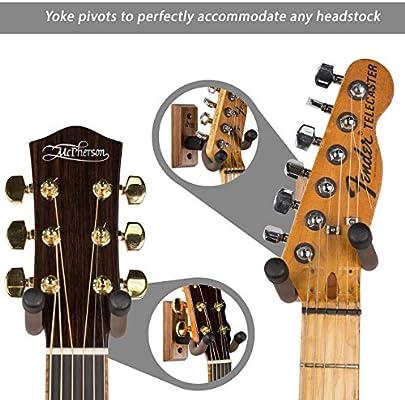 String Swing CC01K - Colgador de Pared para Guitarra y Soporte ...