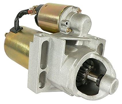 DB Electrical SDR0019-L Starter For Cadillac Escalade 99 00 5 7 5 7L /Chevy  Astro Van 97 98 4 3L, Blazer 96 97 98 4 3L, Suburban 5 7 7 4 94-99, Tahoe