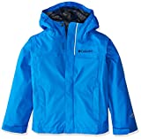 Columbia Big Boys' Watertight Jacket, Super Blue, M