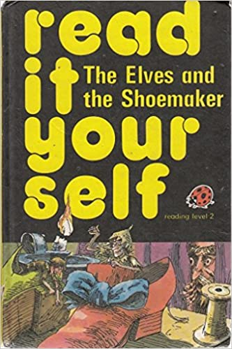 Image result for elves and the shoemaker read it yourself