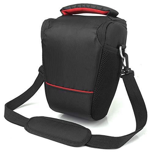 HAMISS DSLR Camera Bag Case for Canon Nikon Sony Compatible Fujifilm Olympus Panasonic Camera Lens Bag SLR Waterproof…