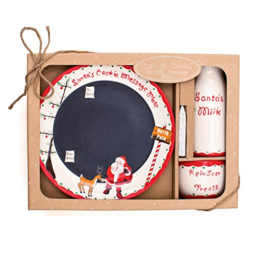 The 8 best cookies for santa plate set
