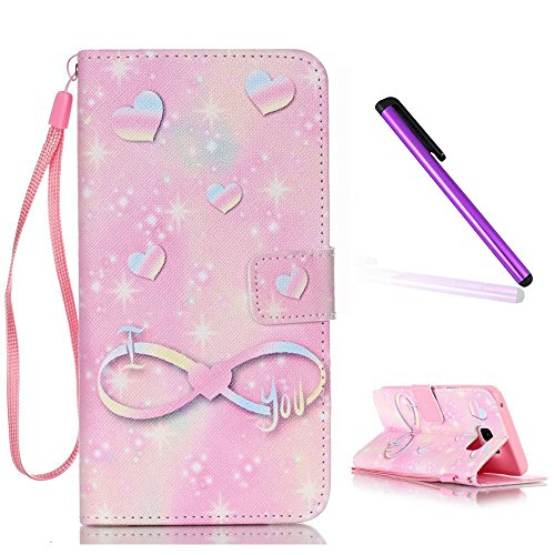 samsung-galaxy-note-5-case-emaxeler-creative-painted-fancy-interesting-case-for-note-5-pu-leather-wa