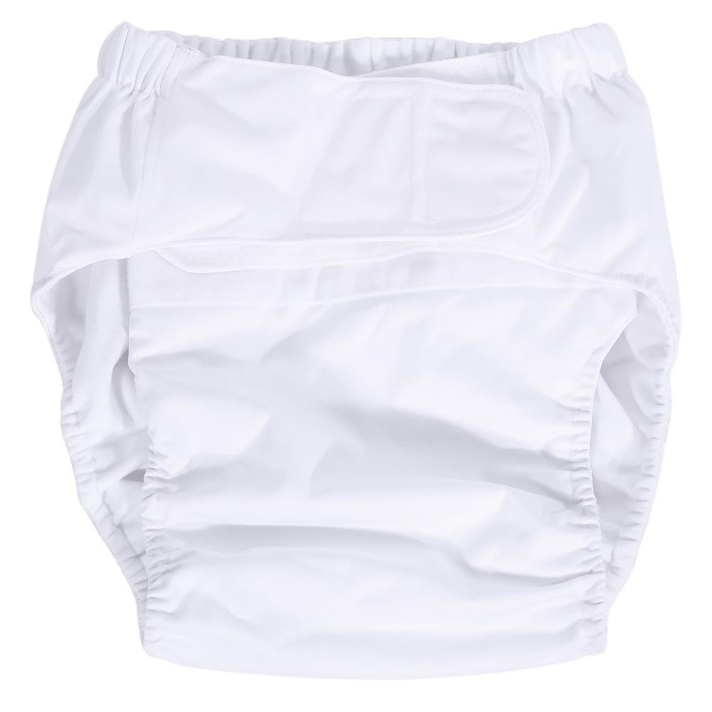 reutilizables para proteger las s/ábanas durante la noche para mujeres mayores y pacientes para incontinencia HURRISE Pa/ñales de tela para adolescentes//adultos