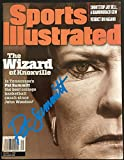 "Pat Summitt (d. 2016) Signed Autographed Complete""Sports Illustrated"" Magazine - COA Matching Holograms"