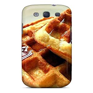 Cute Appearance /Hard ZCijy5670ZSLss Waffles For Iphone 6Plus 5.5Inch Case Cover