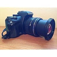 Olympus E-420 Black SLR Digital Camera with 14-42mm Zoom Lens & 2.7 LCD