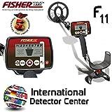DÉTECTEUR de métaux FISHER F11 News recherche métaux des pièces d'or