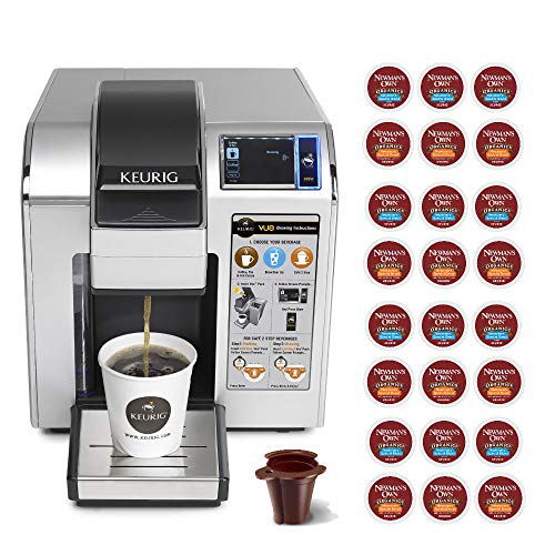 Keurig VUE V1200 Commercial Brewing System Includes V cup Converter for Coffee or K-cup and 36 K-Cups