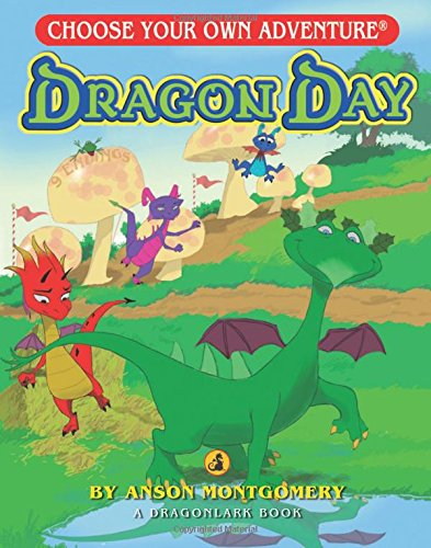 Dragon Day Choose Your Own Adventure Dragonlarks
