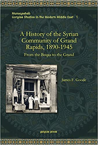 A History of the Syrian Community of Grand Rapids,