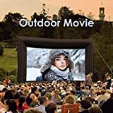 16ft Inflatable Movie Screen - TUSY Projection