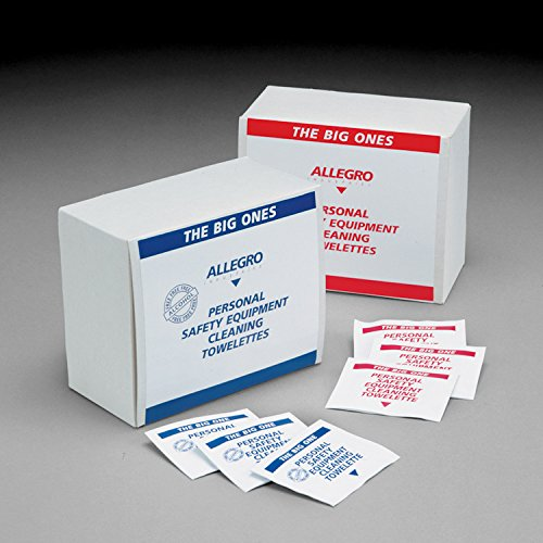 Allegro 1001-05 - Lens Cleaning Tissue or Wipe - 50 Wipes/Tissues