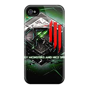InesWeldon Iphone 6plus High Quality Hard Phone Covers Support Personal Customs HD Skrillex Series [vmL8676zbSa]