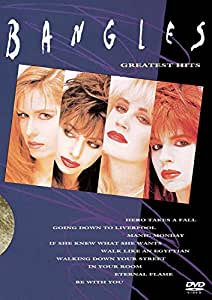 Amazon Com The Bangles Greatest Hits The Bangles