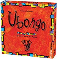 Ubongo   1-4 Players   Official Version   English and Arabic Language   Family Game For Ages 8+   Board Game - Puzzle   O...