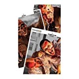 Champion Traps and Targets Visicolor Zombie Variety Target (Pack of 6, 12x18)