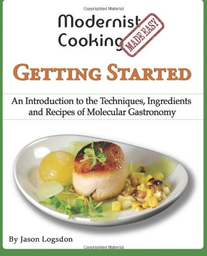 Modernist Cooking Made Easy Introduction product image