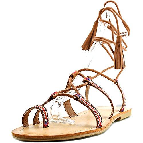 Madden Girl Saz Tessile Sandalo Gladiatore