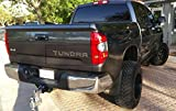 toyota tundra accessories chrome - BDTrims Toyota Tundra 2014-2019 Tailgate Insert Letters ABS Plastic (Chrome)