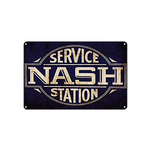 Review Nash Service Station Gas