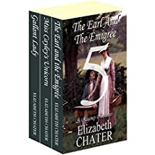 The Elizabeth Chater Regency Romance Collection #5 (English Edition)