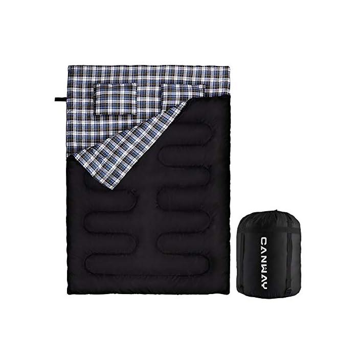 CANWAY Double Sleeping Bag
