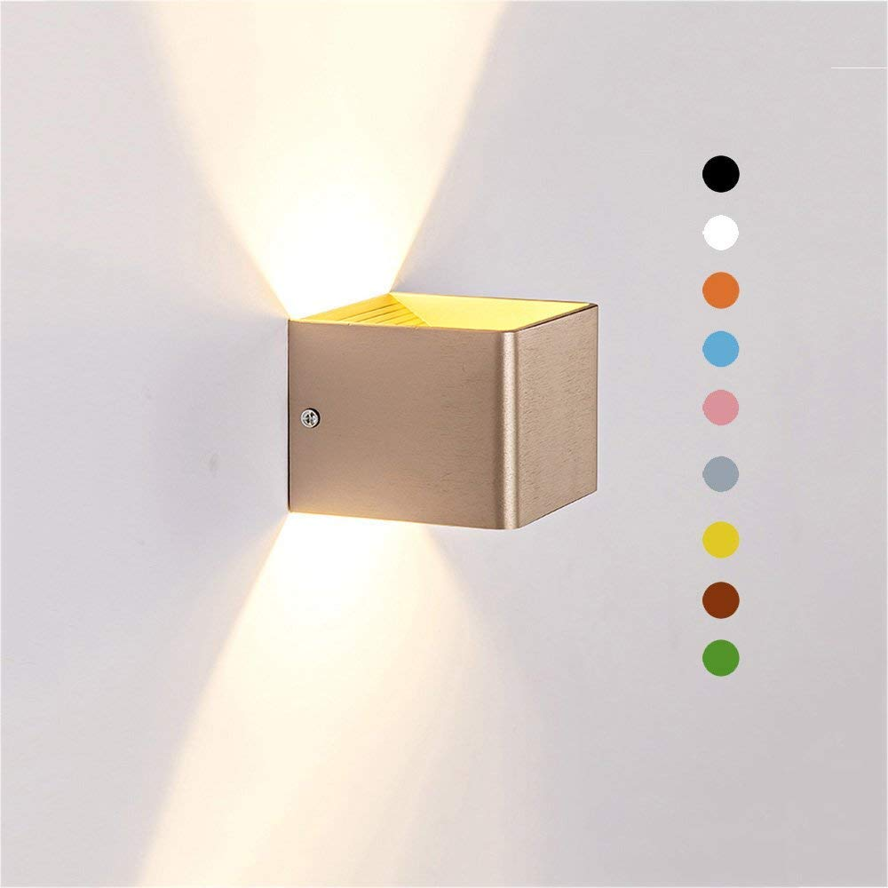 Amazon.com: 7W LED Wall Lamps, Mini Iron Childrens Lighting ...