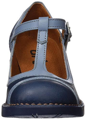 The Art Company 0099, Zapatos Mary Jane Mujer Azul (Blue)