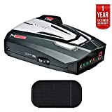 Cobra XRS9370 High-Performance Radar/Laser Detector with...