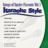 Daywind Karaoke Style: Songs Of Squire Parsons Vol. 1
