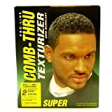 Pro-Line Comb-Thru Texturizer Super Boxed (3-Pack) with Free Nail File
