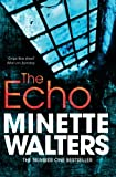 The Echo by Minette Walters front cover