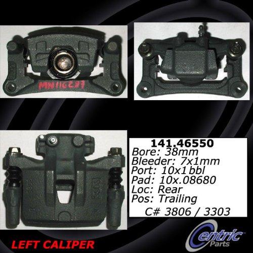 Centric Parts 141.46550 Semi Loaded Friction Caliper