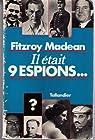 Il était neuf espions par Maclean