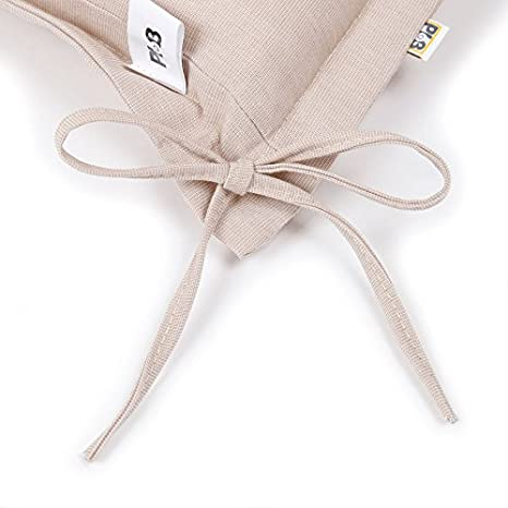 ROG garden-line PL98 Teflon/™ Premium Auflage F/ÜR Bank 180 x 50 cm Cappuccino dralon/®