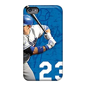 Apple Iphone 6s KrF3437XWUt Custom Trendy Los Angeles Dodgers Pattern Great Hard Phone Case -TrevorBahri