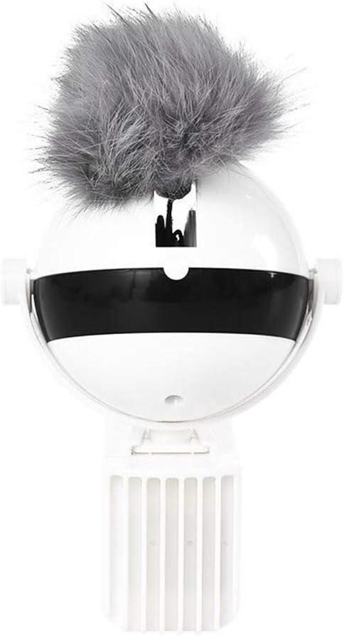 Lwl220 Juguete interactivo para gato con voladizo eléctrico ...