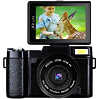 Digital Camera Comcorder Video Camcorders Vlogging Camera...
