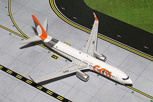 GEMINI200 1-200 G2GOL575 1-200 Gol 737-800W New Livery REG No. PR-GXZ by GEMINI (Image #1)