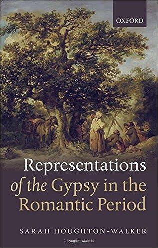 Descargas gratuitas de libros electrónicos en formato pdf. Representations of the Gypsy in the Romantic Period PDF