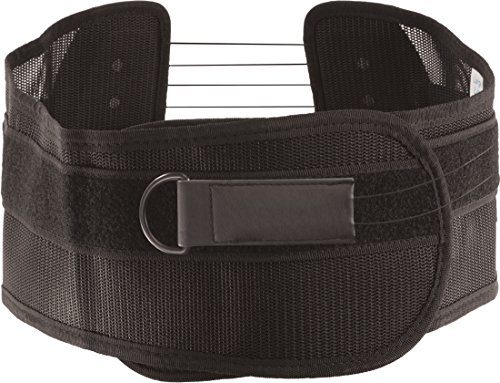 - Ottobock The S.P.I.N.E. Spine Brace Medium, Black, Delivers Compression to Support, Relieve and Prevent Minor to Extreme Lower Back Pain & Spine Pressure