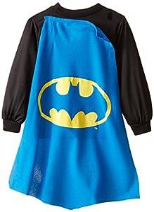 Batman Boys' Batsuit Upgrade 2-Piece Pajama Set