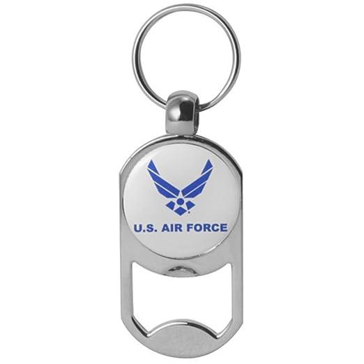 Amazon Us Air Force Symbol Dog Tag Bottle Opener Military