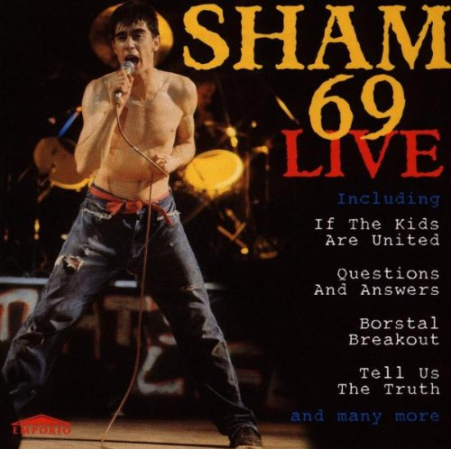 Sham 69 Live