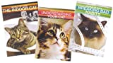 World of Cats Care and Training DVD Set (Understanding Your Cat - The Indoor Cat - Breaking Bad Habits)