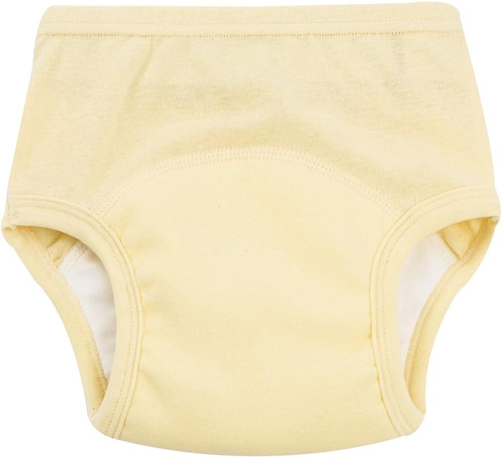 G-Kids 3PCS Baby M/ädchen Jungen Trainerhosen Training Pants Windelh/öschen Unterhose Waschbare Lernwindel T/öpfchentraining