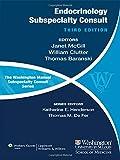 img - for The Washington Manual of Endocrinology Subspecialty Consult (Washington Manual Subspecialty Consult Series) book / textbook / text book