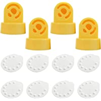 Nenesupply Membranes and Valves Compatible with Medela Breastpumps. Compatible with Medela Pump in Style Swing Symphony…